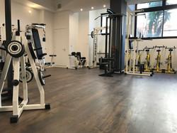 Brand new fitness center 24h