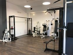 Bodybuilding facilities
