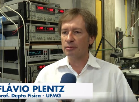 "Biossensor Mediconchip foi pauta no canal ""Circuito UFMG"". Saiba como funciona."