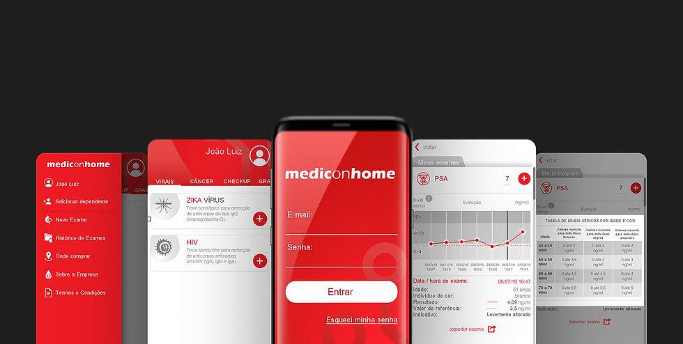 telas app biossensor mediconchip