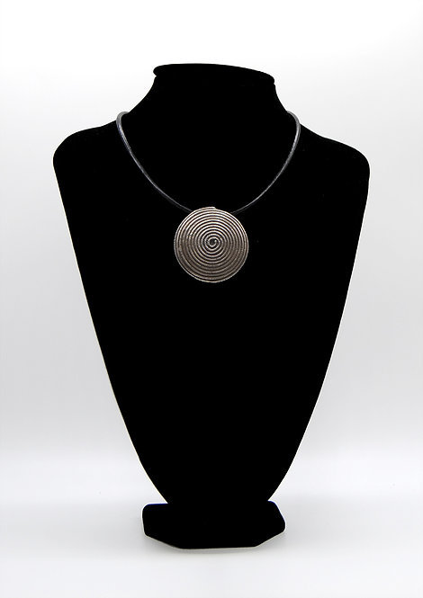 SIKON NECKLACE SILVER