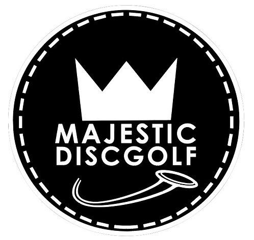 Majestic Discgolf Kleebiste komplekt