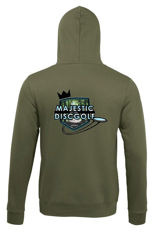 Majestic Discgolf Kapuutsiga pusa