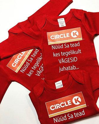 Circle K Bodyd