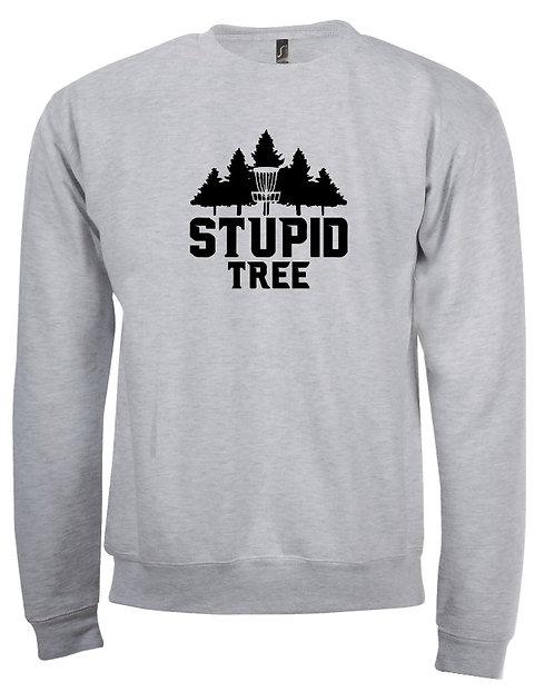 Disc golf- Stupid Tree