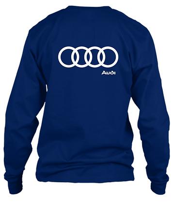 Audi- Kapuutsiga pusa
