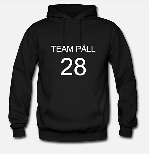 Team Päll- Kapuutsiga pusa