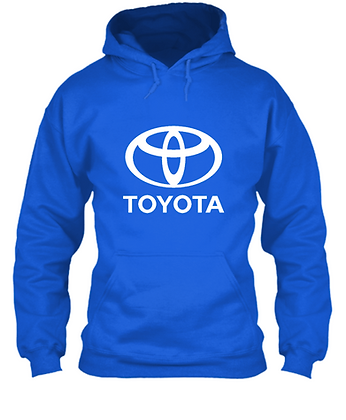 Toyota- Kapuutsiga pusa