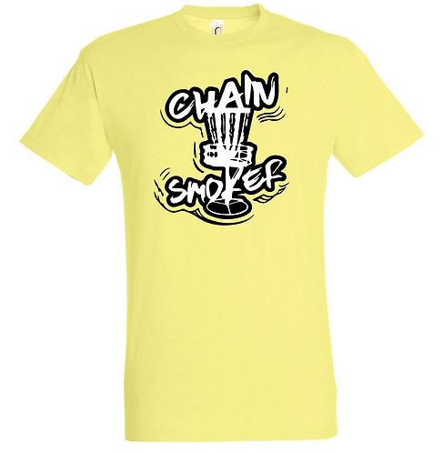 #Disc golf- Chain Smoker