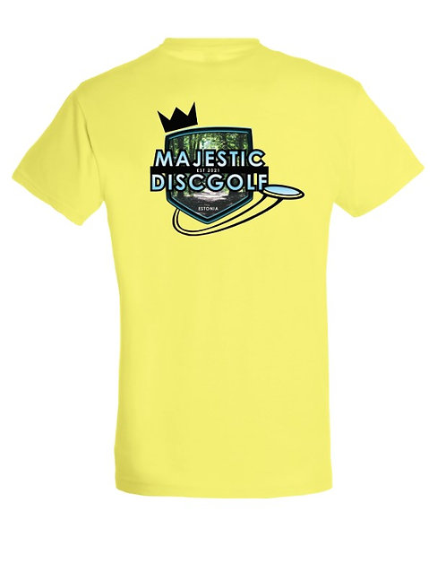 Majestic Discgolf T-särk