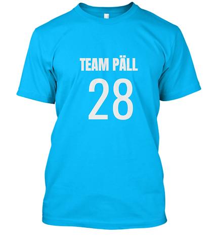 Team Päll- T-särk