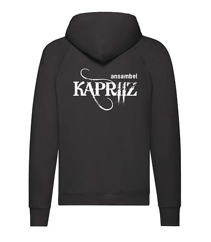 Kapriiz- Kapuutsiga pusa