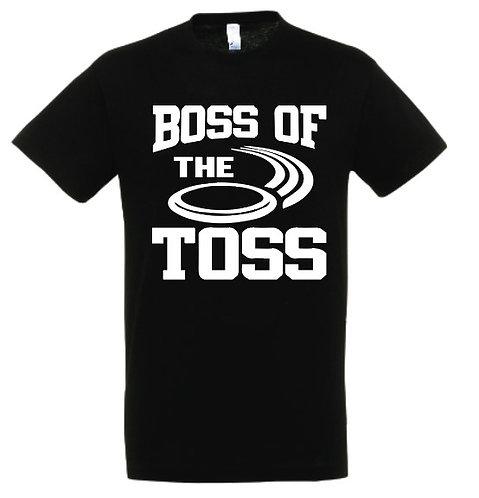 Disc golf- Boss of the toss
