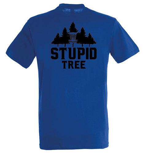 #Disc golf- Stupid Tree