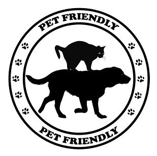 pet-friendly-round-sign-vector-19497250_