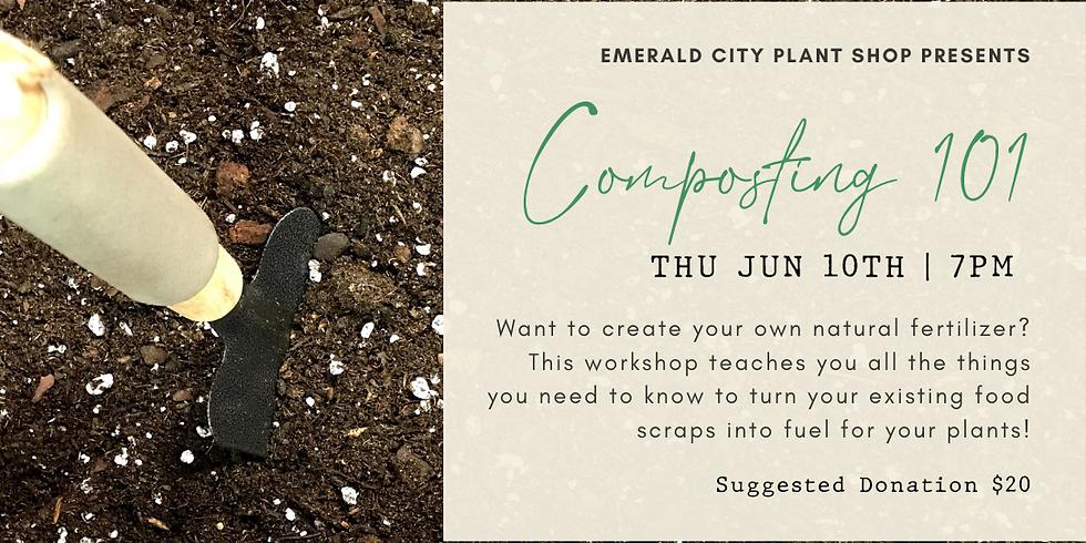 Composting 101 Workshop