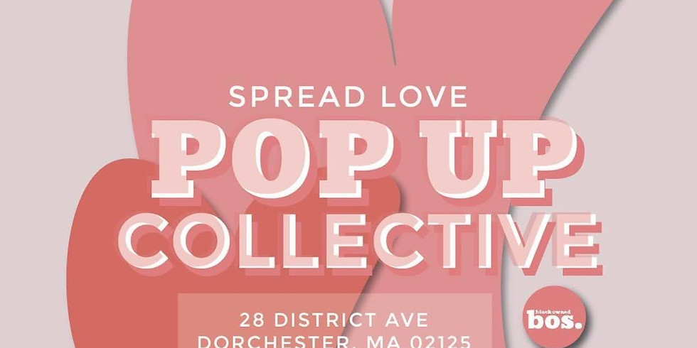 Black Owned Bos Spread Love Holiday Collective