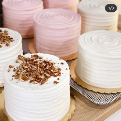 Keto Carrot Cake For Shipping