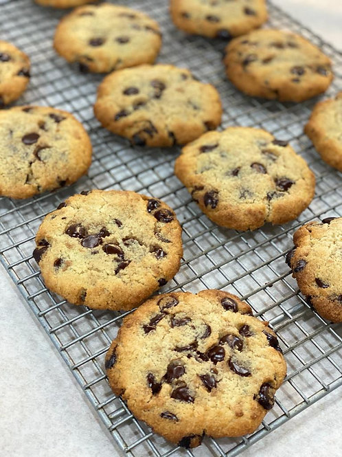 Large Keto Cookies - Half Dozen