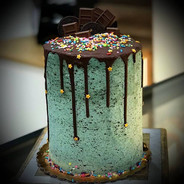 #12 - Chocolate Confetti Cake