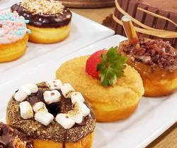 Gourmet Donuts