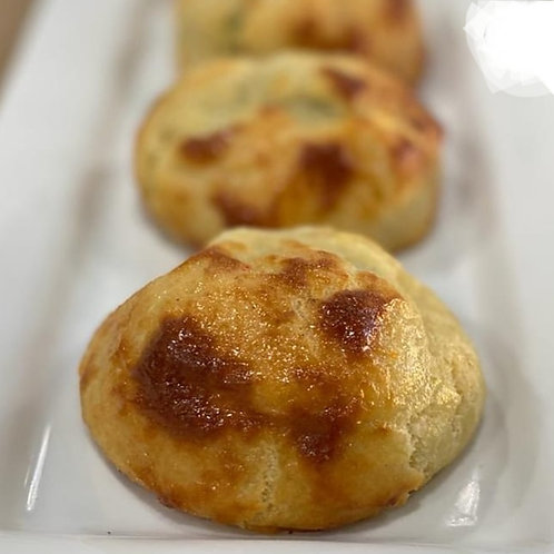 Keto Fathead Pastries - Dozen (Assorted Meat Fillings)