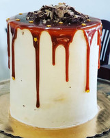 #22 - Chocolate Caramel Cake
