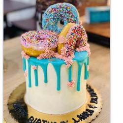 Donuts Theme Birthday