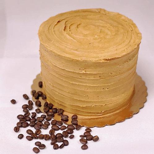 Keto Chocolate Coffee Cake