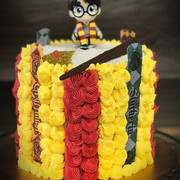 #16 - Harry Potter Theme Cake