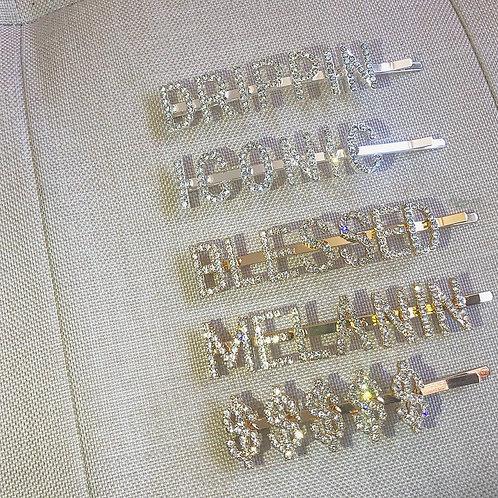 Baddie pins
