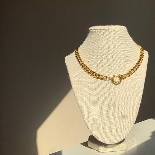 Nik Naks chain - 18k Gold plated