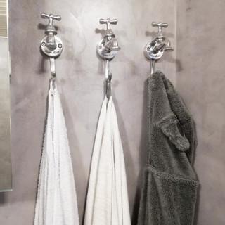 Mikrosementoitu kylpyhuone