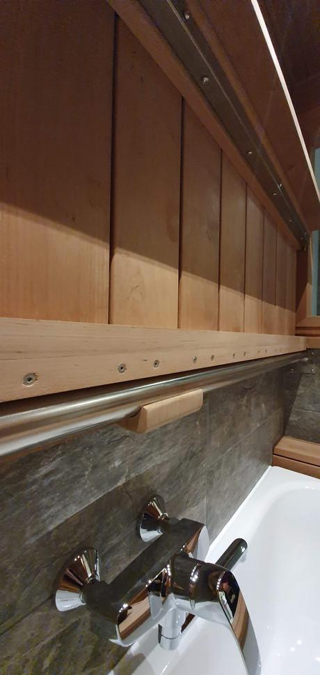 Kylpyhuone- ja saunaremontti