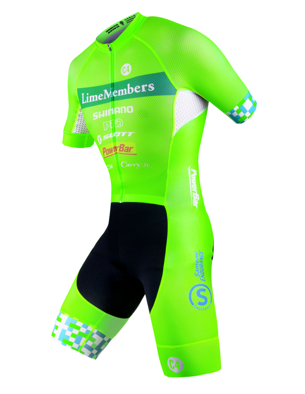 One Piece Tri Suit Side 2