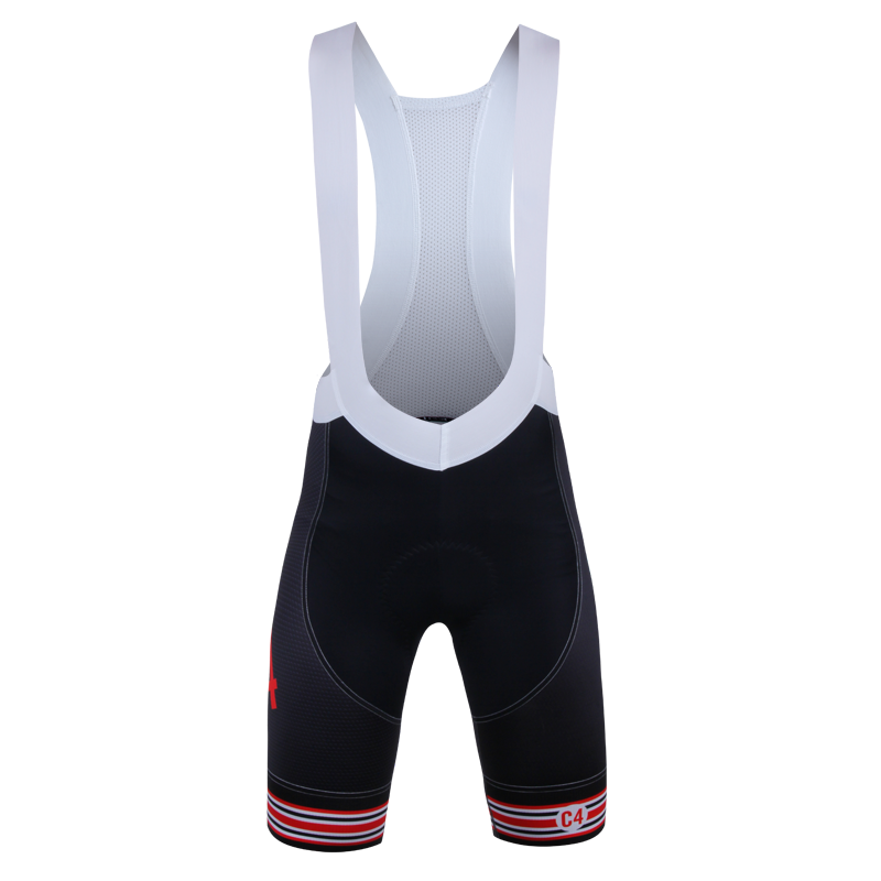 Bib Shorts Back