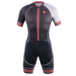 One Piece Tri Suit Front