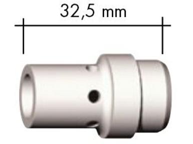 Gasverteiler Standard weiß 32,5 mm MB 36