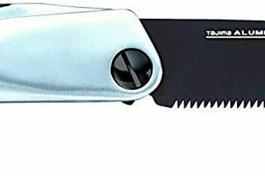 Tajima G-Saw Aluminist 300 Black-Power-Glide Klappsäge Zugsäge Japansäge 300mm