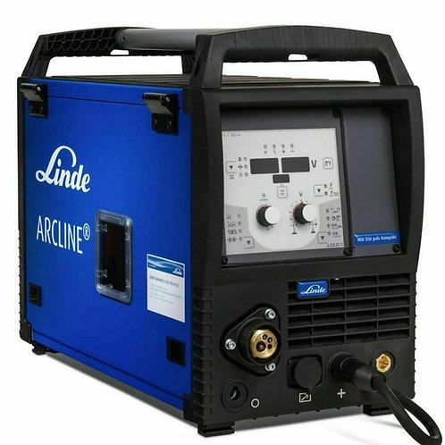 MIG/MAG/WIG Schweißgerät - Linde ARCLINE MSI 350 puls compact (EWM Picomig)