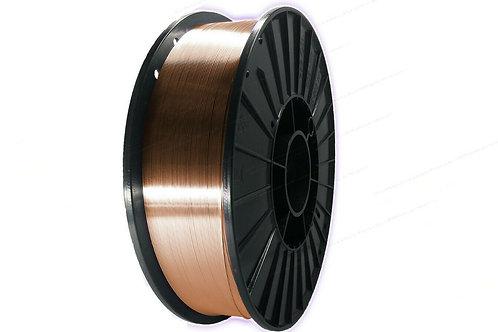 MIG Drahtelektrode MT-CuSi3 D200 Ø0,8mm 5kg