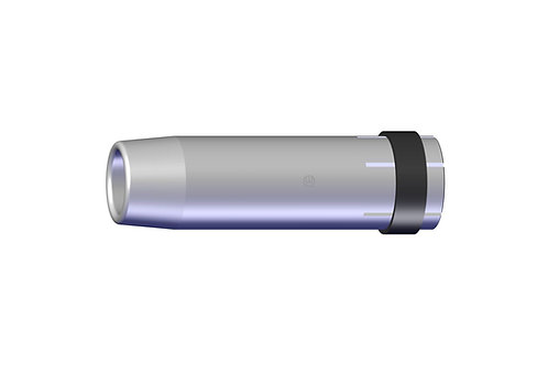 Gasdüse konisch NW Ø 16,0 x 84 mm MB 36