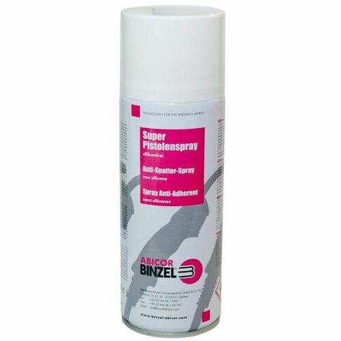 Abicor Binzel Trennspray Super-Pistolenspray - silikonfrei - 400ml - MIG MAG