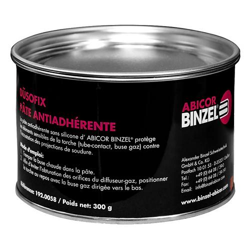 Abicor Binzel Düsofix Düsenfett Schweißschutzpaste Spritzerschutz 300g Dose