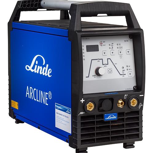 WIG Schweißgerät Linde Arcline TSL 200 puls AC/DC (EWM Picotig)