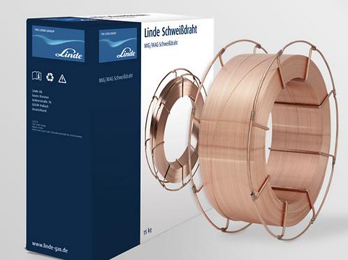 Linde Drahtelektrode G3Si1 SG2 K300 15kg TÜV/DB Zulassung [Ø0,8mm Ø1,0mm Ø1,2mm]