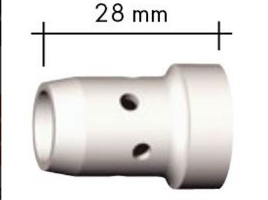 Gasverteiler Standard weiß 28,0 mm MB 401 / 501