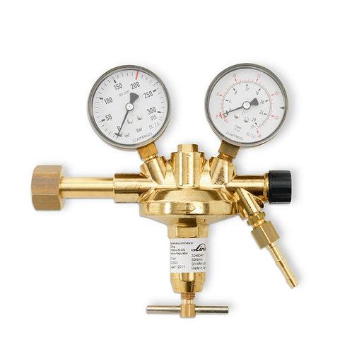 Flaschendruckminderer Edelgas/CO2, 200bar, 0-10bar