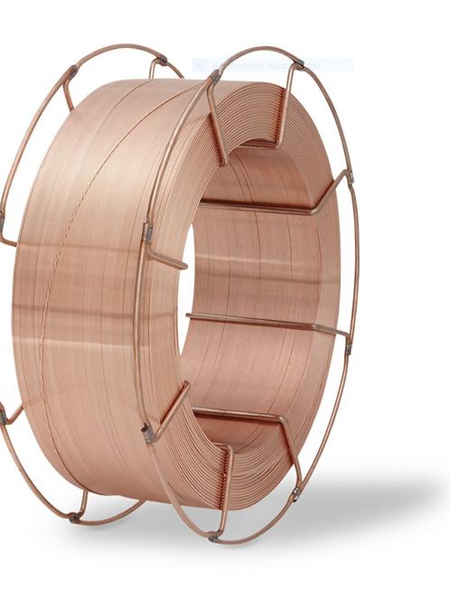 Drahtelektrode MTC MT-NiMoCr K300 15kg Ø0,8mm Ø1,0mm MIG MAG