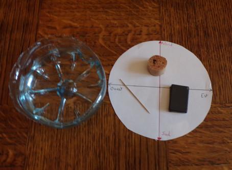 Comment fabriquer une boussole